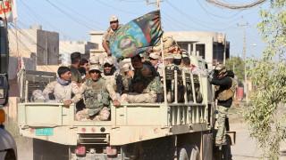 Ιράκ: Οι ιρακινές δυνάμεις εισήλθαν στη Μοσούλη