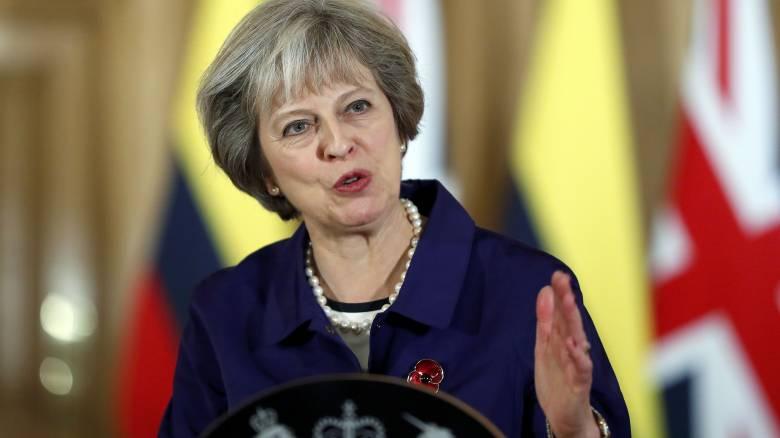 Βέβαιη ότι θα κερδίσει την έφεση για να ενεργοποιηθεί το Brexit η Τερέζα Μέι