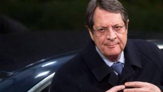 Ν. Αναστασιάδης: Η λύση του Κυπριακού δεν θα είναι Συνομοσπονδία