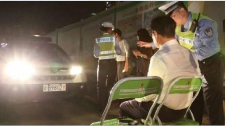 Δείτε πως τιμωρούν τους παραβάτες οδηγούς στην Κίνα