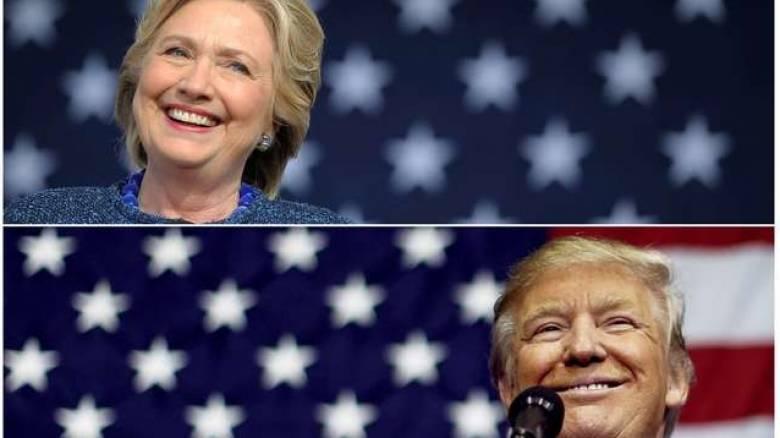 Εκλογές ΗΠΑ 2016: Η κούρσα των δύο υποψηφίων πριν από την κάλπη