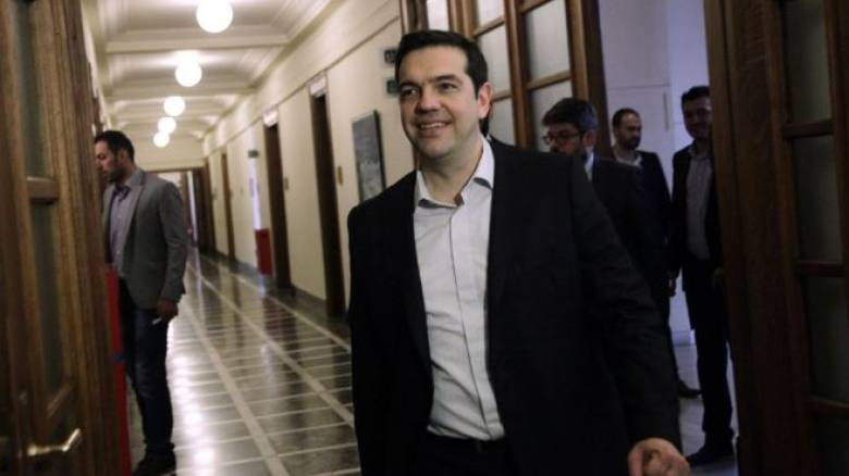 Οι ευχές του Αλέξη Τσίπρα στη νέα κυβέρνηση