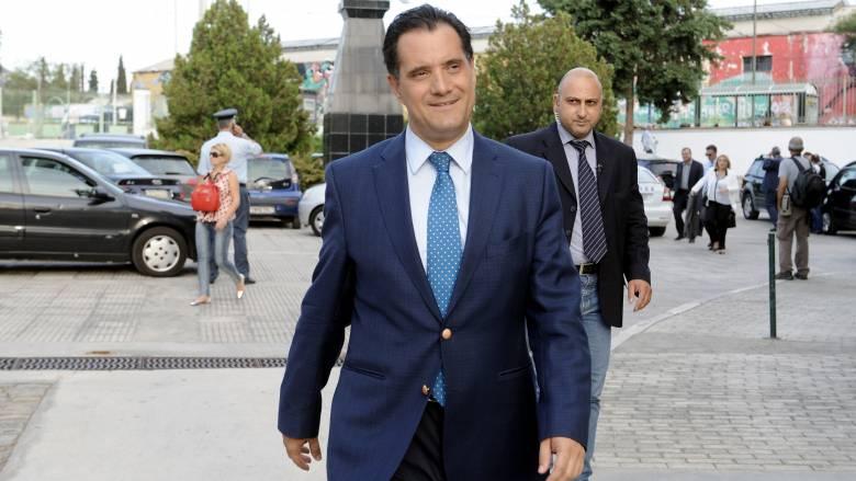 Αδ. Γεωργιάδης: Ο ανασχηματισμός έγινε για να βολέψει ο Τσίπρας τους δικούς του