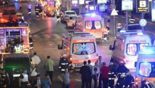 Αστυνομικά πυρά και καταδίωξη στο αεροδρόμιο της Κωνσταντινούπολης