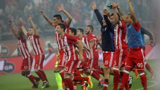 Super League: μήνυμα τίτλου από τον Ολυμπιακό με την εμφατική νίκη επί του Παναθηναϊκού