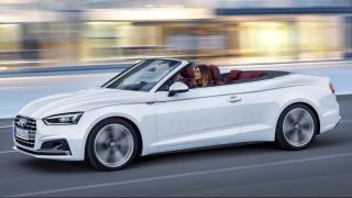 Με το Cabriolet η Audi συμπληρώνει τη γκάμα του Α5