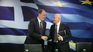 Δ. Παπαδημητρίου: Έμφαση στις επενδύσεις με σεβασμό στο ευρώ και τους ευρωπαϊκούς θεσμούς