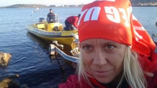 Παγκόσμια διάκριση: η Ελληνίδα ναυαγοσώστρια Μάνια Μπικόφ διεκδικεί βραβείο ηρωϊσμού