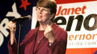 Απεβίωσε η Τζάνετ Ρίνο, πρώτη γυναίκα υπουργός Δικαιοσύνης των ΗΠΑ (pics)