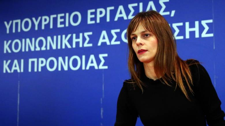 Νέο υπουργικό συμβούλιο: Το μεγάλο στοίχημα της Έφης Αχτσιόγλου στο υπουργείο Εργασίας