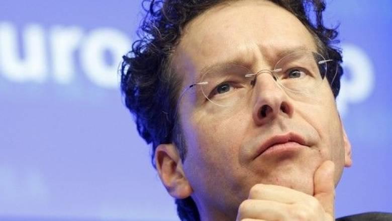 Ντάισελμπλουμ: Το Δεκέμβριο θα συζητήσουμε για το χρέος