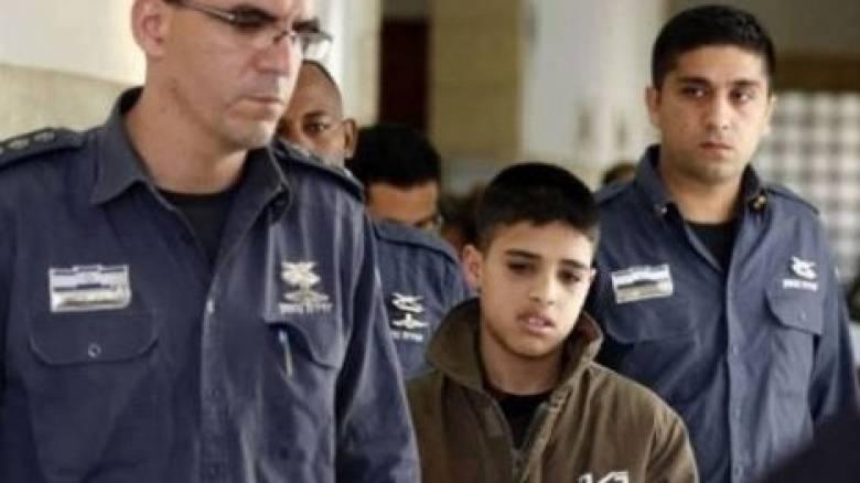 Ποινή φυλάκισης 12 ετών για 14χρονο Παλαιστίνιο
