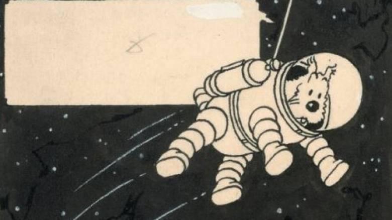 Σε δημοπρασία ιστορική τυπογραφική πλάκα από την «Αποστολή στη Σελήνη»