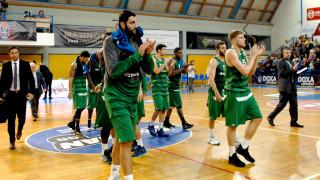 Α1 μπάσκετ: ευρεία νίκη του Παναθηναϊκού επί της Δόξας Λευκάδας στην 5η αγωνιστική