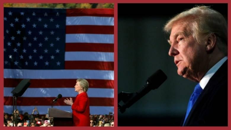 Εκλογές ΗΠΑ 2016: τα καυτά θέματα της εσωτερικής πολιτικής