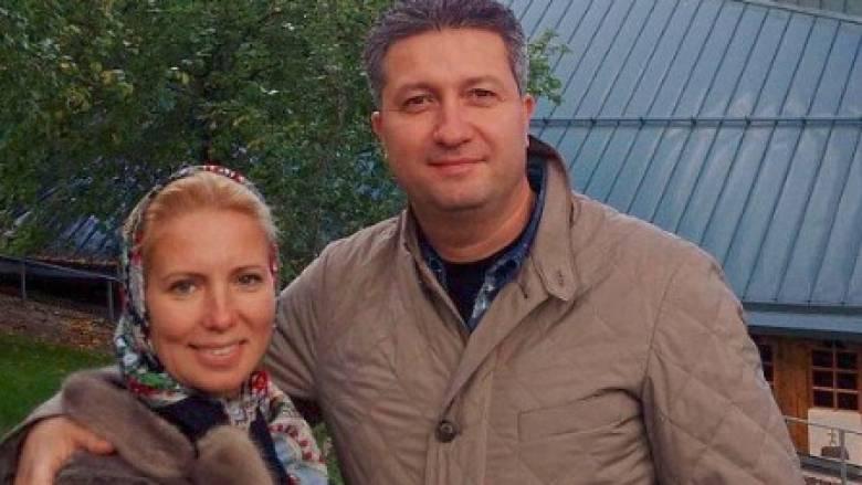 Σάλος στη Ρωσία από τις γυμνές φωτογραφίες της συζύγου υπουργού