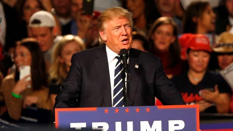 Εκλογές ΗΠΑ 2016: Φοροαπαλλαγές υποσχέθηκε από το Μίσιγκαν ο Τραμπ