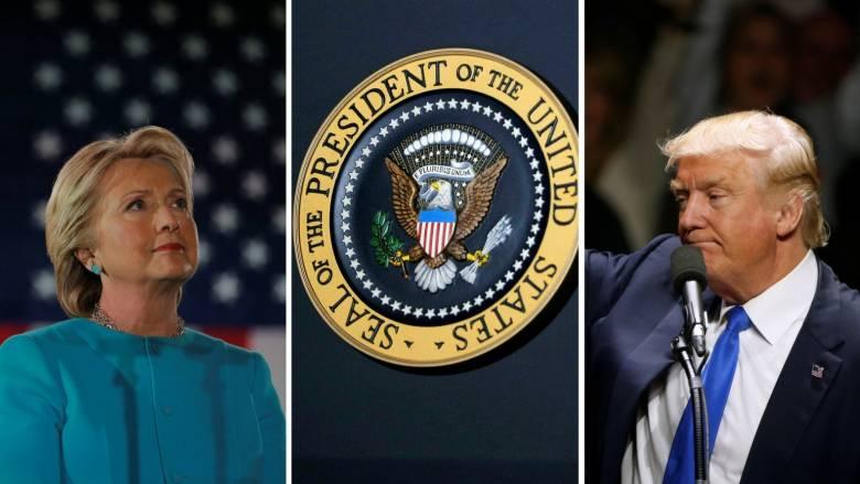 Εκλογές ΗΠΑ 2016: Η Αμερική στις κάλπες