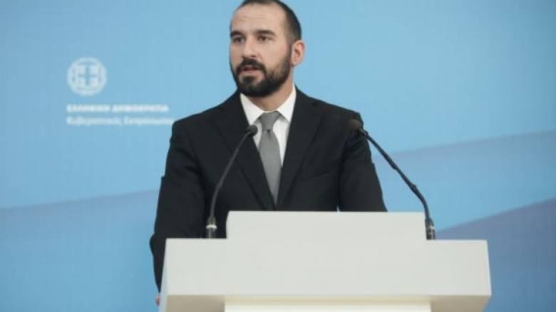 Δ.Τζανακόπουλος: Η κυβέρνηση δεν πρόκειται να υποχωρήσει