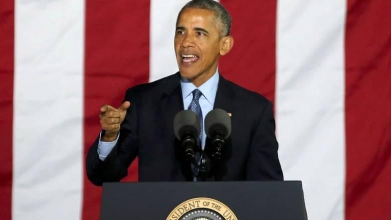Εκλογές ΗΠΑ 2016: Οι Αμερικανοί ψηφίζουν κι ο Ομπάμα παίζει μπάσκετ (vid)