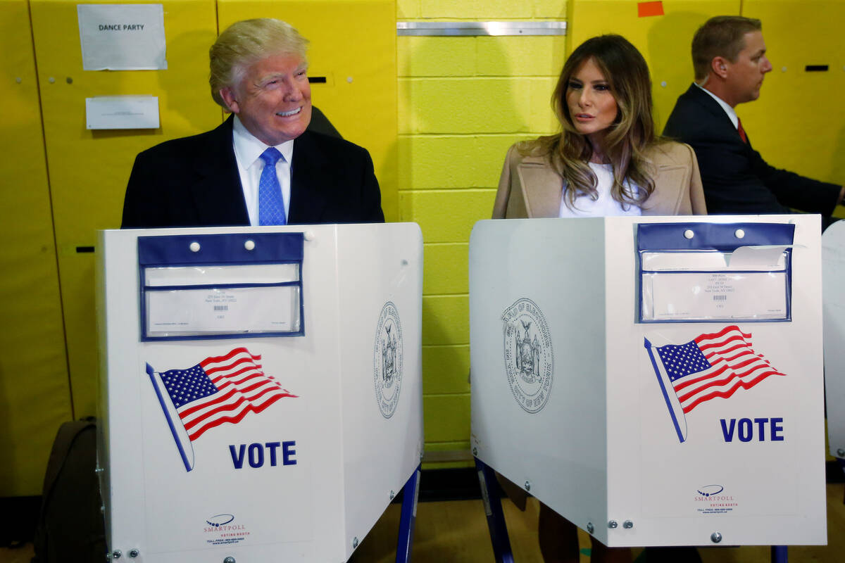 2016 11 08T163243Z 63850507 D1BEULRJUHAA RTRMADP 3 USA ELECTION TRUMP