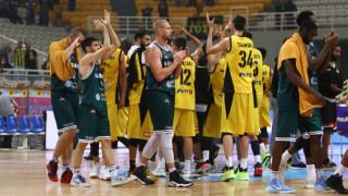Champions League Basket: η ΑΕΚ διέλυσε την Σάσαρι, ενώ ο ΠΑΟΚ έχασε στην Πυλαία για την Βιλερμπάν