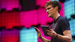Paddy Cosgrave: Ο άνθρωπος που έφερε 50.000 geeks στη Λισαβόνα