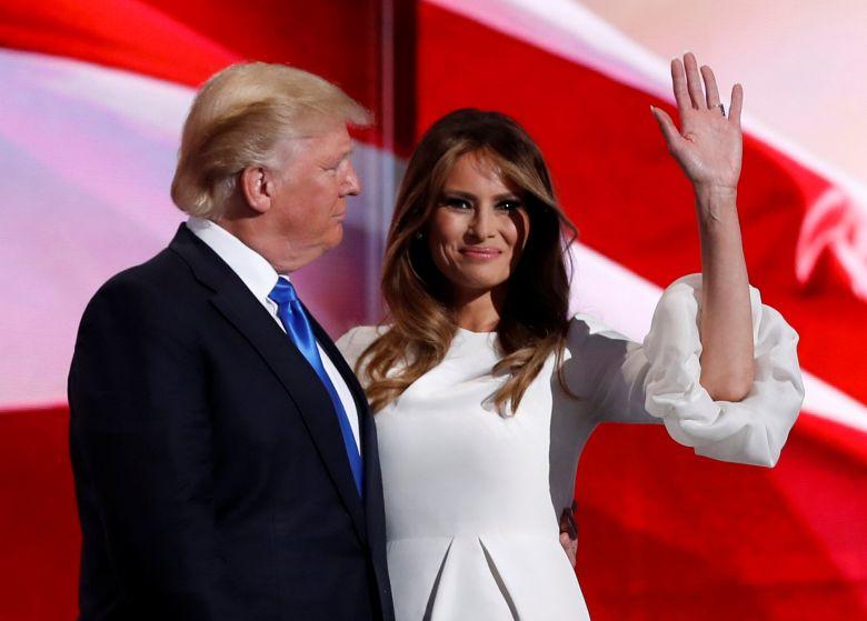 2016 09 02T001736Z 957221720 S1AETYWRXWAB RTRMADP 3 USA ELECTION TRUMP MELANIA