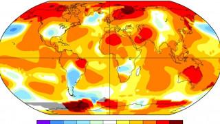 Κλίμα: Σπάει κάθε ρεκόρ η ζέστη το 2016