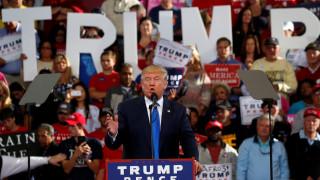 Εκλογές ΗΠΑ αποτελέσματα:Ντόναλντ Τραμπ ο 45ος