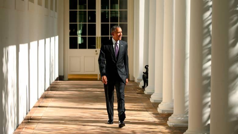 Εκλογές ΗΠΑ 2016: Συγχαρητήριο τηλεφώνημα Μπ. Ομπάμα στον Ντ. Τραμπ