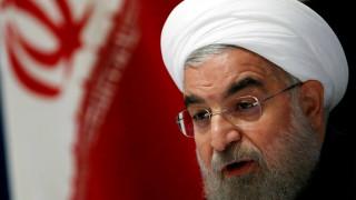 Πρόεδρος ΗΠΑ: «Η πυρηνική συμφωνία παραμένει σε ισχύ», δηλώνει ο Ροχανί