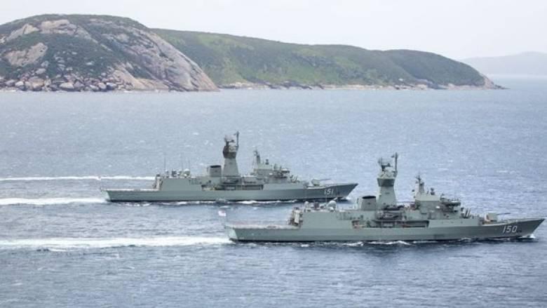 Ρωσικά πολεμικά πλοία έτρεψαν σε φυγή υποβρύχιο του ΝΑΤΟ στη Μεσόγειο