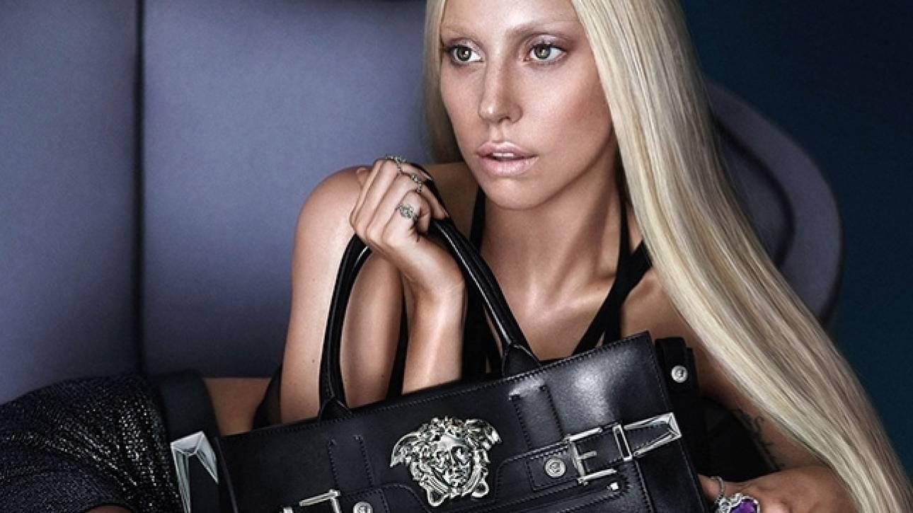 Mετά το θρήνο της για τoν Ντόναλντ Τραμπ, η Lady Gaga θα υποδυθεί την Donatella Versace