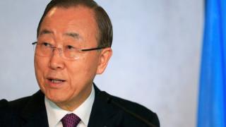 Πρόεδρος ΗΠΑ: Ο Μπαν Κι-μουν ελπίζει σε ενίσχυση της διεθνούς συνεργασίας