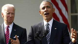 Εκλογές ΗΠΑ 2016: «Πρώτα από όλα είμαστε Αμερικανοί», είπε ο Μπαράκ Ομπάμα