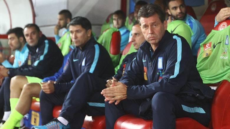 Ήττα της εθνικής ομάδας από την Λευκορωσία πριν το κρίσιμο ματς με την Βοσνία
