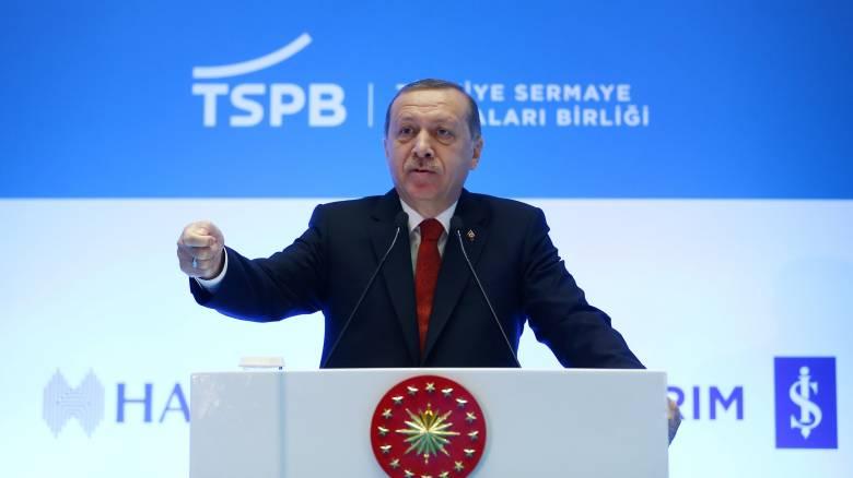 Να ενισχυθεί η διμερής συνεργασία, συμφώνησαν Τραμπ–Ερντογάν σε τηλεφωνική τους επικοινωνία
