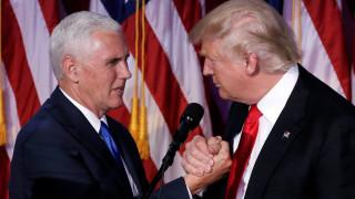 Πρόεδρος ΗΠΑ: συνάντηση  Ομπάμα - Τραμπ στο Λευκό Οίκο