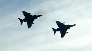 Ο Φλοίσβος με τα μάτια των πιλότων της Πολεμικής Αεροπορίας (vid)
