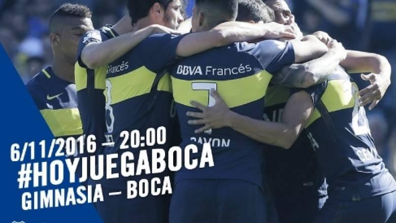 Αργεντινός δημοσιογράφος «στόλισε» σε μετάδοση τον διαιτητή του αγώνα Χιμνάσια-Μπόκα