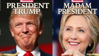 Το Newsweek ανακάλεσε 125.000 αντίτυπα με τη Χίλαρι Κλίντον ως νέα πρόεδρο των ΗΠΑ