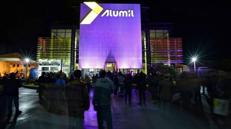 Το νέο showroom της ALUMIL στην Αθήνα είναι γεγονός