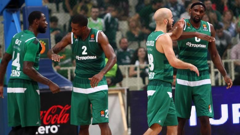 Euroleague: τη νίκη που άξιζε πήρε έστω και στην παράταση με την Μακάμπι ο Παναθηναϊκός