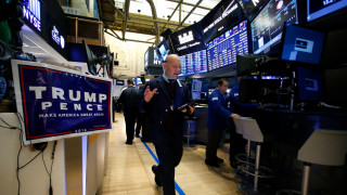 Νέο ιστορικό υψηλό για τον Dow Jones