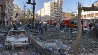Τουρκία: Νεκρός ο κυβερνήτης του Μάρντιν μετά τη χθεσινή βομβιστική επίθεση
