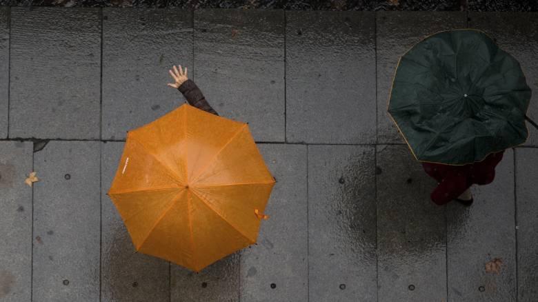 Έκτακτο Δελτίο από την ΕΜΥ: Επιδεινώνεται ο καιρός από το βράδυ της Παρασκευής
