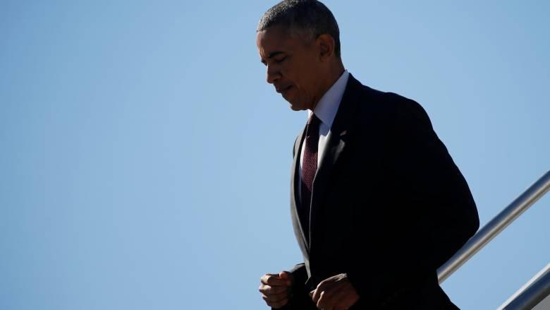 Επίσκεψη Ομπάμα: Προς ακύρωση η ομιλία στην Πνύκα υπό τον φόβο τρομοκρατικής επίθεσης