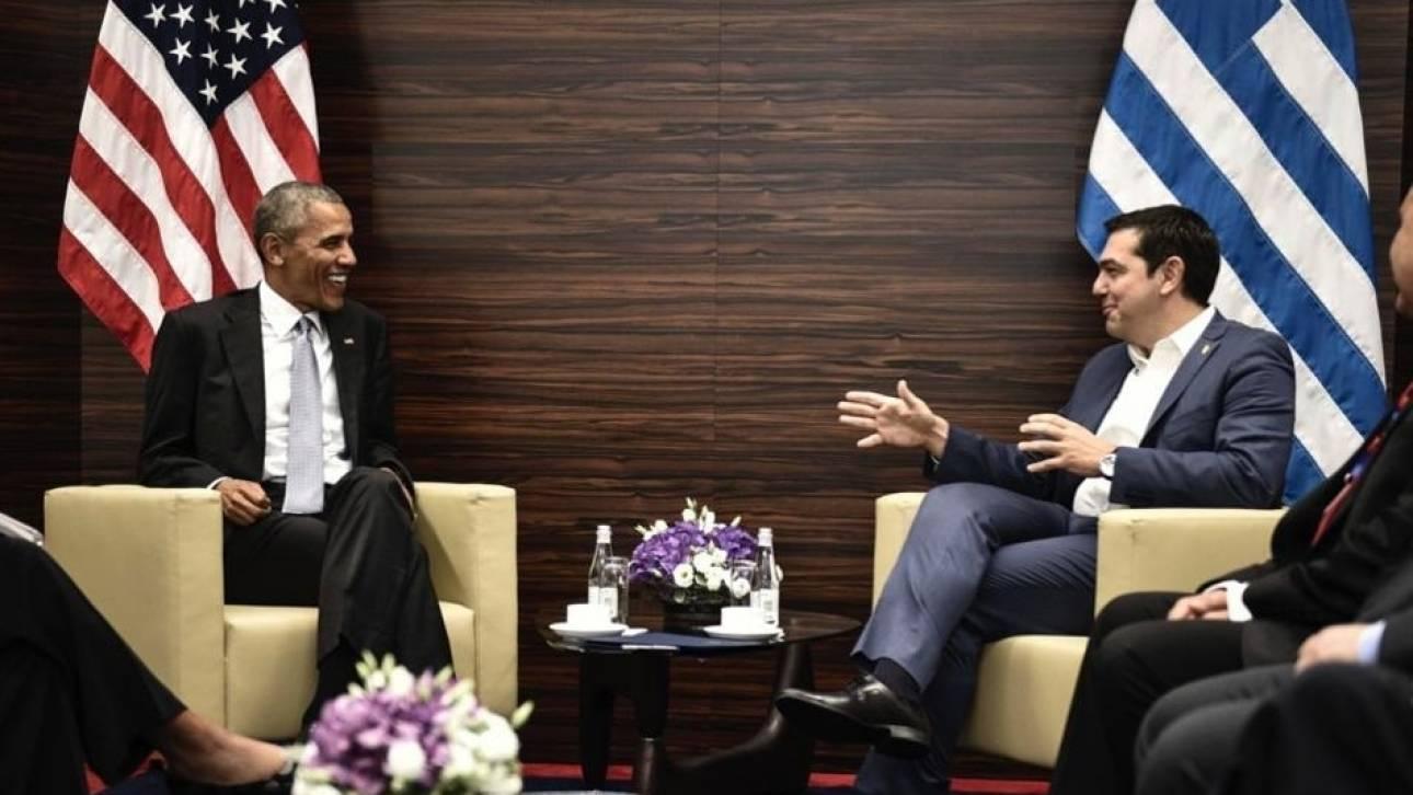 Μπ. Ομπάμα: Μήνυμα για ελάφρυνση χρέους από την Αθήνα