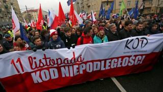 Πολωνία: Μεγάλες διαδηλώσεις για την Ημέρα Ανεξαρτησίας